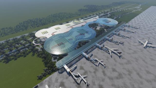 Çukurova Havalimanı, bölgeyi hava yolu taşımacılığında kavşak haline getirecek