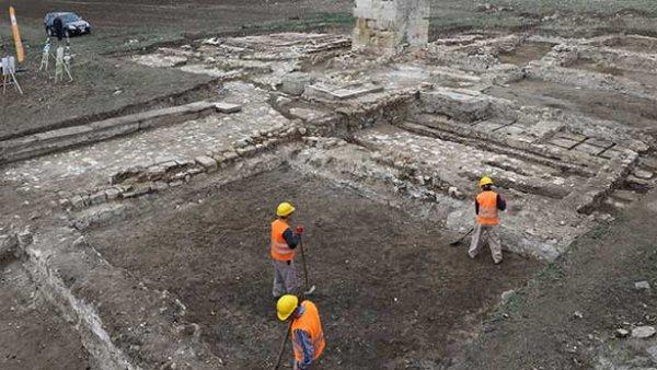 Edirne'de 200 yıllık kayıp cami, gün yüzünüe çıkıyor #1