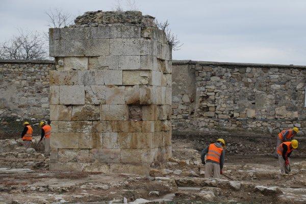 Edirne'de 200 yıllık kayıp cami, gün yüzünüe çıkıyor #3
