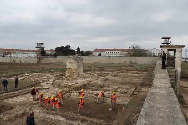 Edirne'de 200 yıllık kayıp cami, gün yüzünüe çıkıyor #4