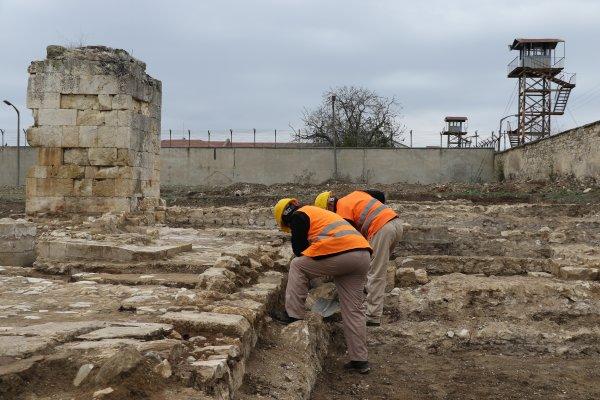 Edirne'de 200 yıllık kayıp cami, gün yüzünüe çıkıyor #5