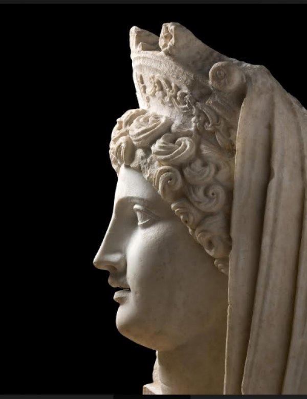 Roma İmparatorlarının gözde şehri Sagalassos müzede #1