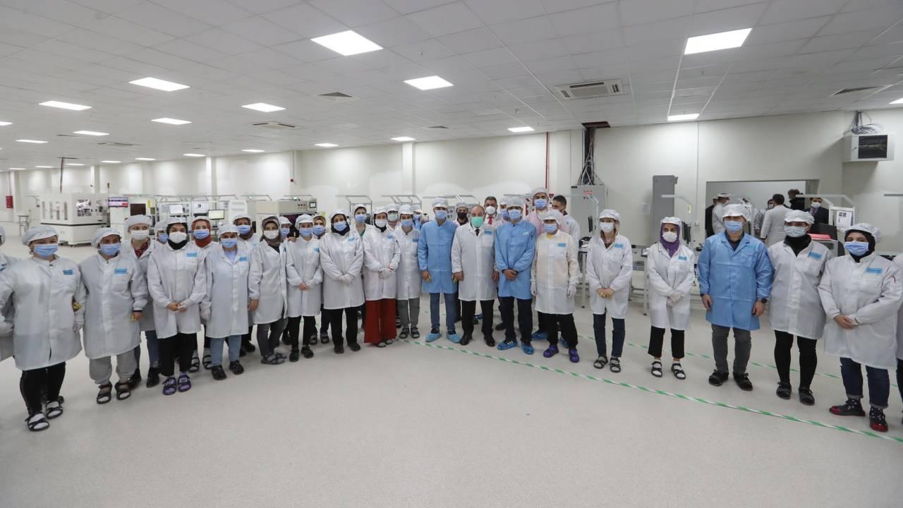 xiaomi üretim tesisi ziyaret