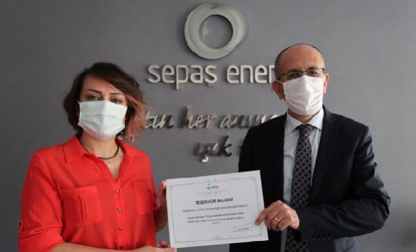İŞKUR'dan Sepaş Enerji'ye kadın istihdamı teşekkürü
